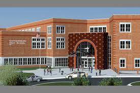 Gaithersburg High School - Classroom Addition -- Rathbeger-Goss Associates - Structural Engineering Consultants