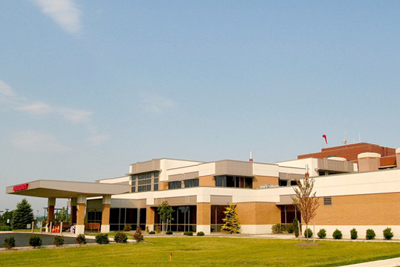 Evangelical Community Hospital - Rath-Goss Associates - Structural Engineering Consulting Firm