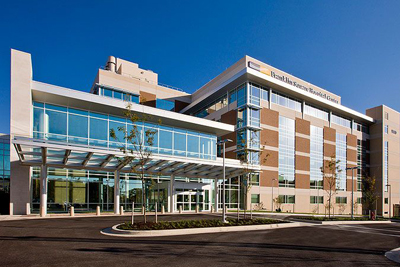 FRANKLIN SQUARE HOSPITAL - Rath-Goss Associates - Structural Engineering Consulting Firm