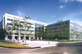 Micros Office Building - AETNA Office Building Landover, MD Minority Access Office Building Hyattsville, MD Trigon Office Building Richmond, VA