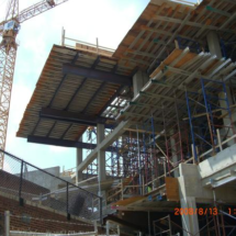 Formwork/Reshoring Design and Drawings - Rath/Goss Associates - Structural Engineering Consulting Firm