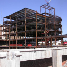 Maria Parham Hospital - Rath-Goss Associates - Structural Engineering Consultants