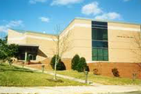 Anne Arundel Community College - Fine Arts Building