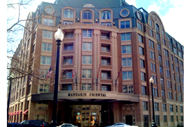 Mandarin Oriental Hotel - Rathbeger-Goss Associates - Structural Engineering Consultants