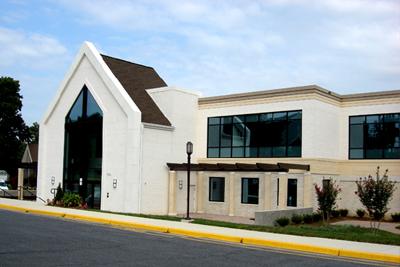 Saint Patrick's Parish Center - Rath/Goss Associates - Structural Engineering Consulting Firm