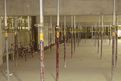 Shoring For Temporary Loads - Rath/Goss Associates - Structural Engineering Firm